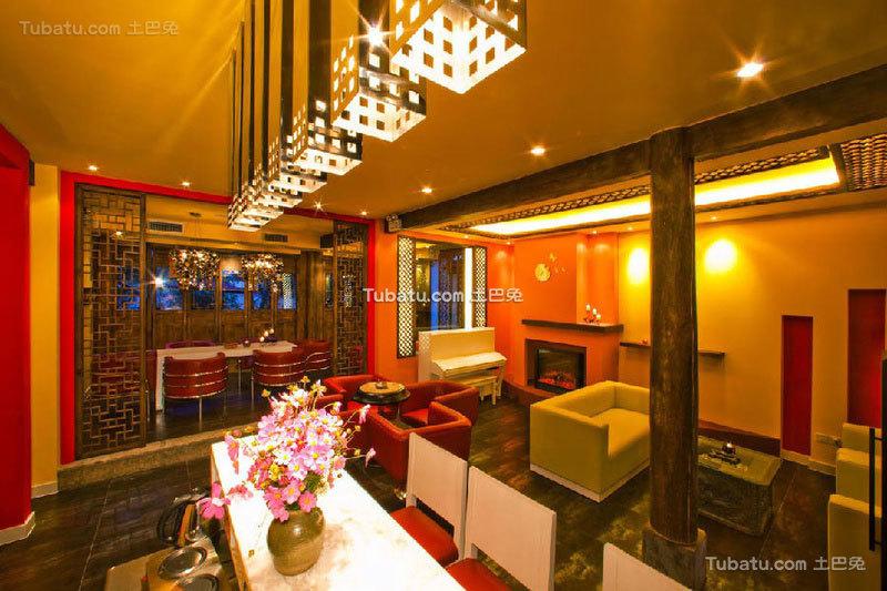 现代酒店设计装修效果图片欣赏