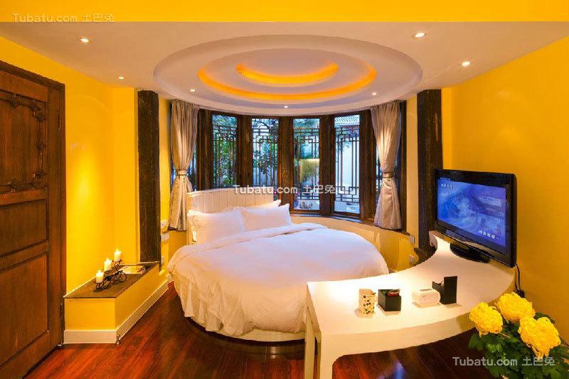 酒店设计房间室内效果图片欣赏
