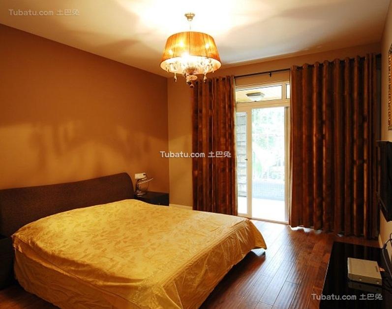 时尚简约设计卧室装修效果图片