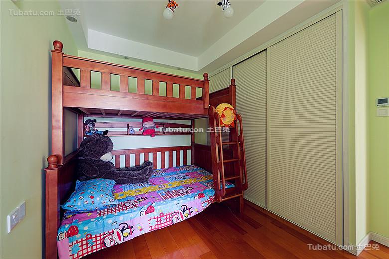 复古美式儿童房装饰大全