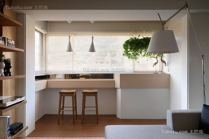 温馨宜家风格窗户设计效果图片
