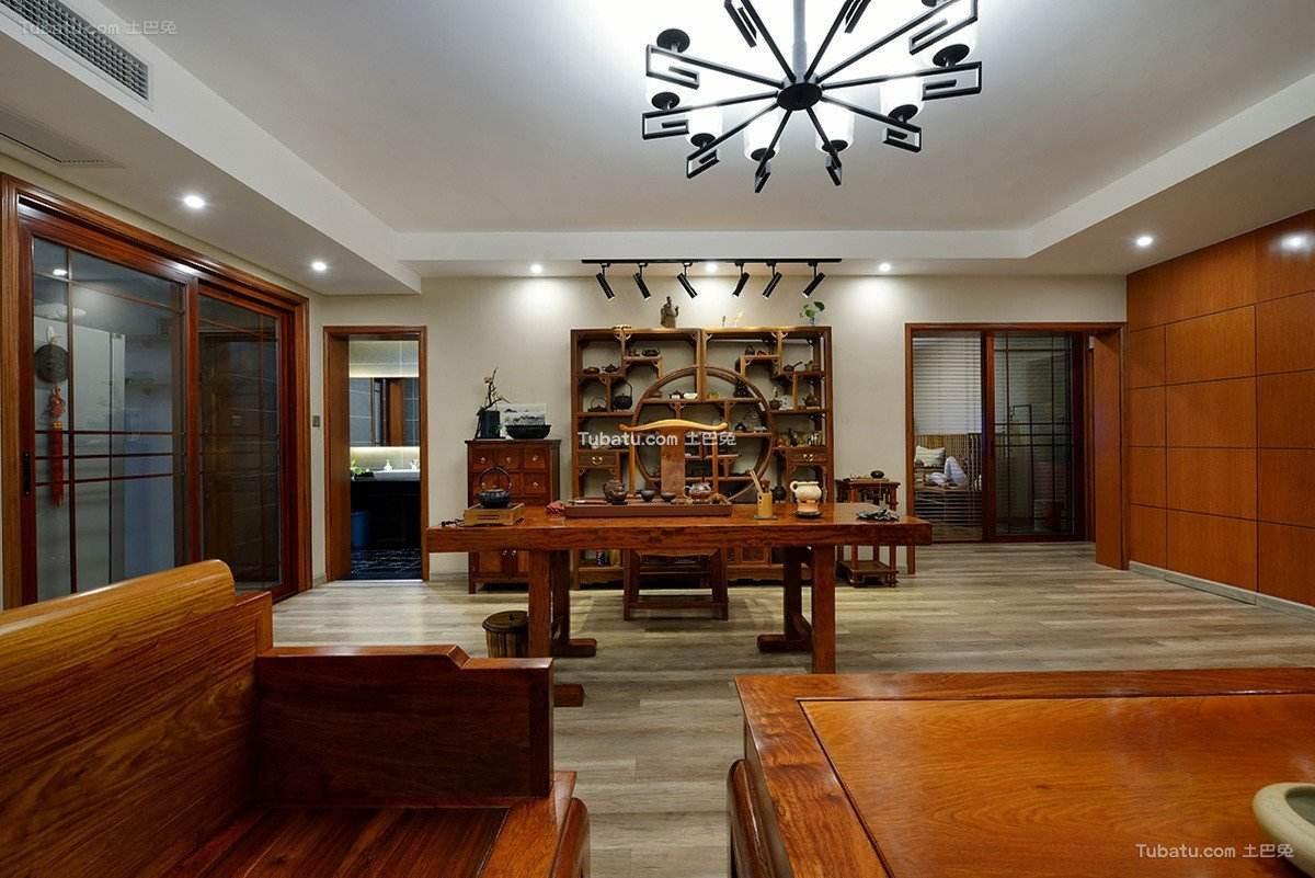 明清中式书房设计