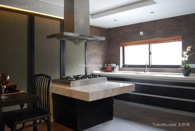 现代厨房设计装潢大全