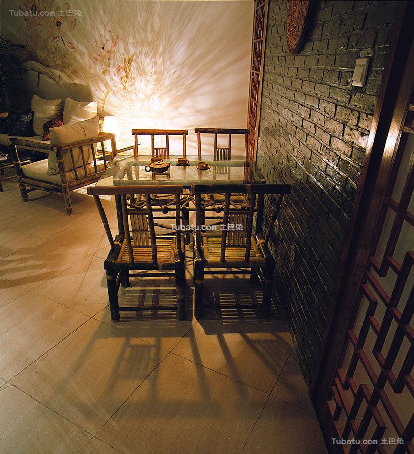 中式家居餐厅设计欣赏