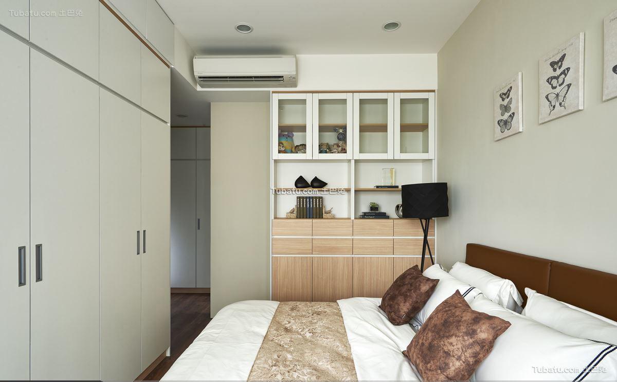宜家风格设计卧室效果图片