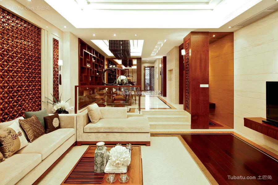 豪华现代中式别墅欣赏大全
