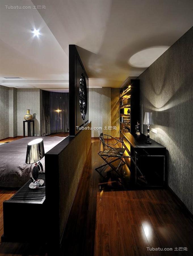 新中式家装设计家居餐厅效果图片欣赏