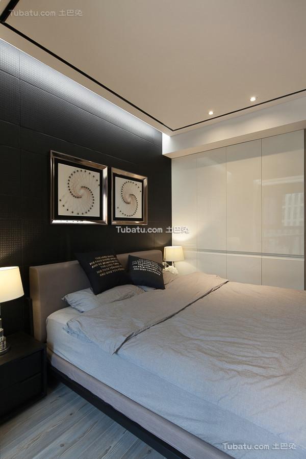 时尚现代卧室设计效果图片