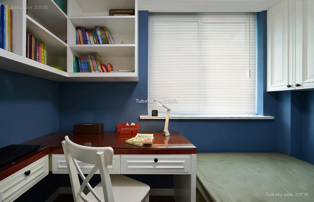 美式设计儿童房间装修效果图