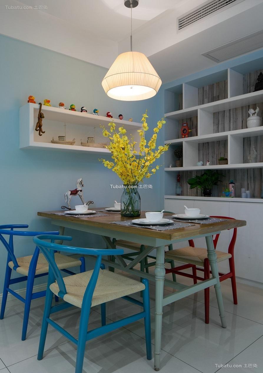现代时尚设计室内餐厅装修图片
