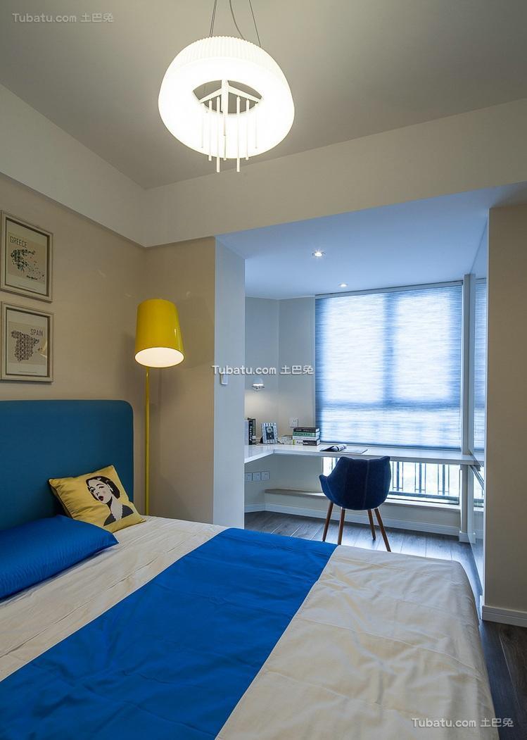 现代风格设计卧室装修效果图欣赏