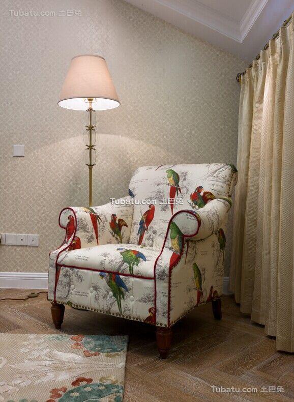 欧式时尚室内沙发装修图片