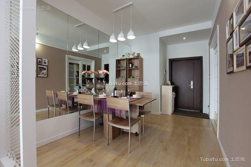 现代餐厅室内设计装修效果图片欣赏