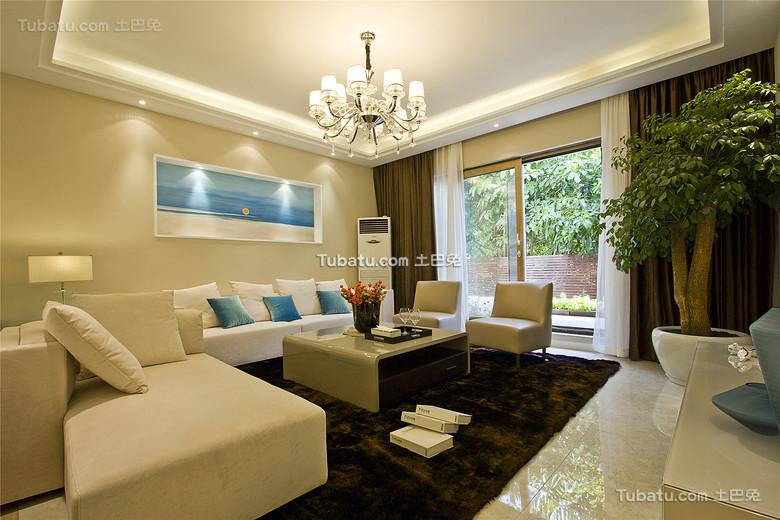 现代温馨简约别墅设计