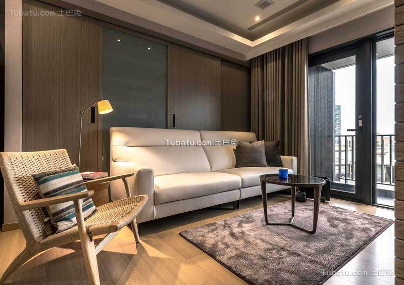 现代小客厅设计