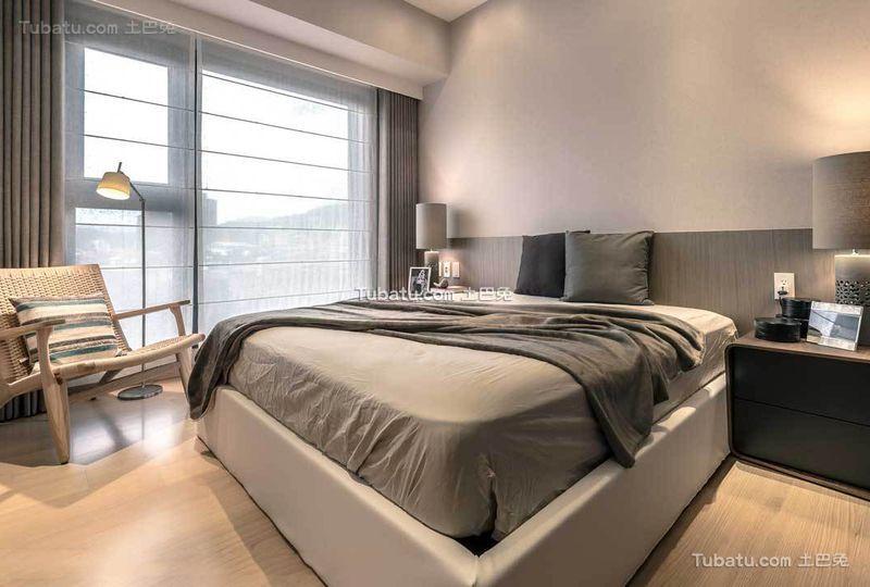 后现代卧室设计