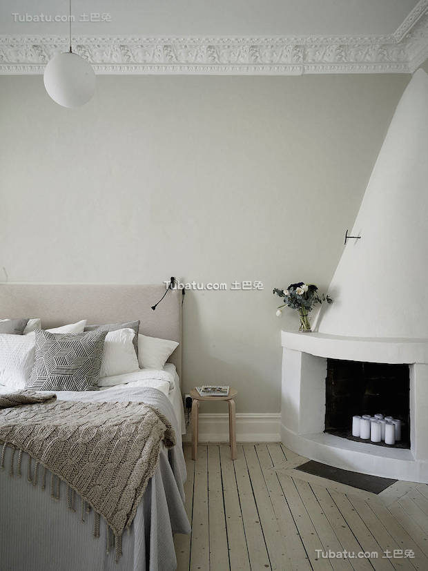 北欧卧室家居装饰