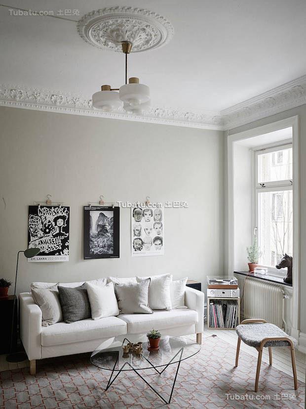 时尚北欧小户型家居装饰
