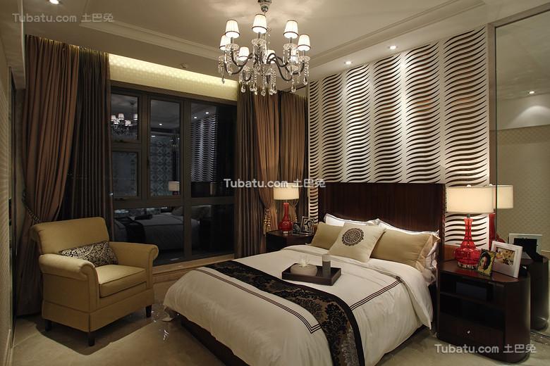 低奢现代欧式卧室大全