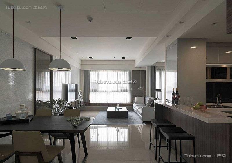 简约现代格调家居设计