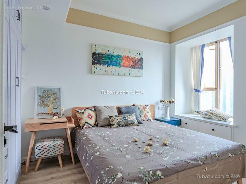 空灵北欧卧室装饰