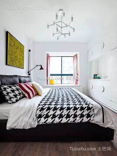 时尚波普现代卧室设计