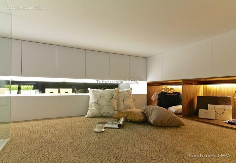 时尚现代阁楼空间设计