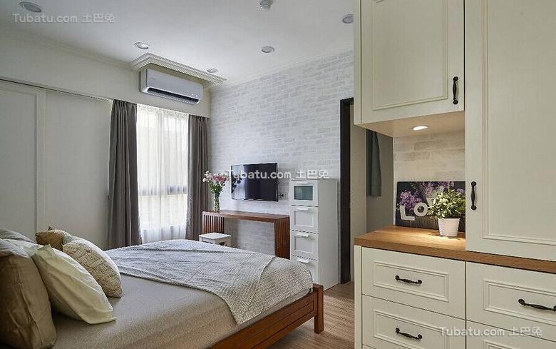 现代北欧时尚卧室