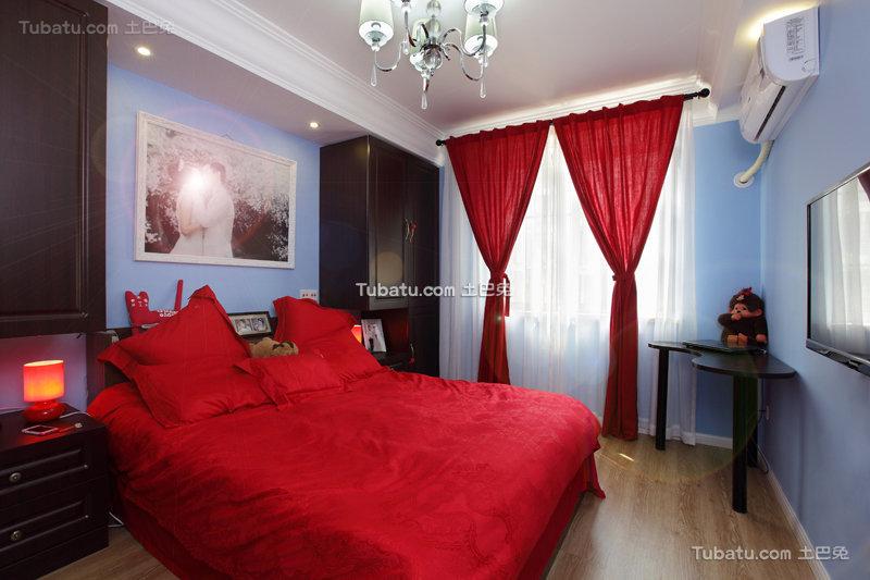 浪漫混搭卧室装饰
