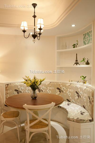 甜蜜简美设计餐厅