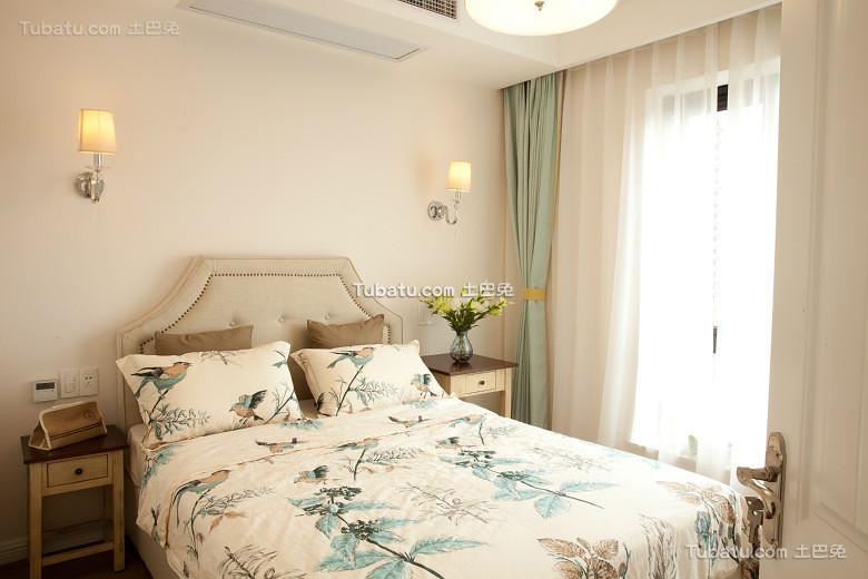 甜蜜简美设计卧室装饰