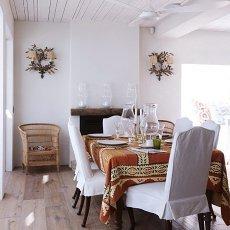 面积141平别墅餐厅东南亚装修实景图片大全