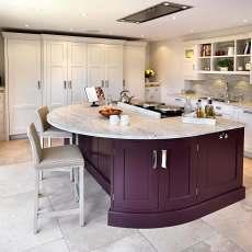 靓丽的家装厨房效果图