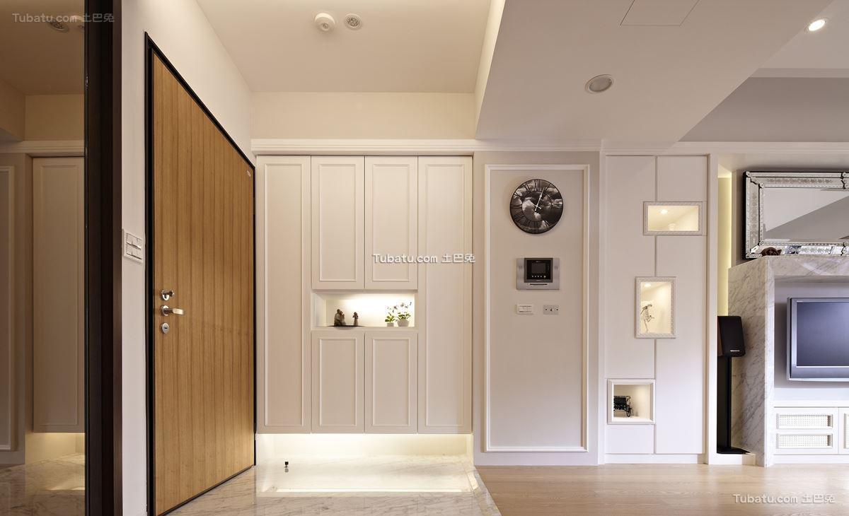 贵气美式风格家装橱柜效果图