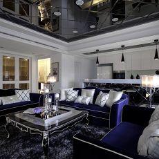 风韵欧式风格家装客厅图片设计