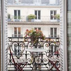 温馨小阳台设计图