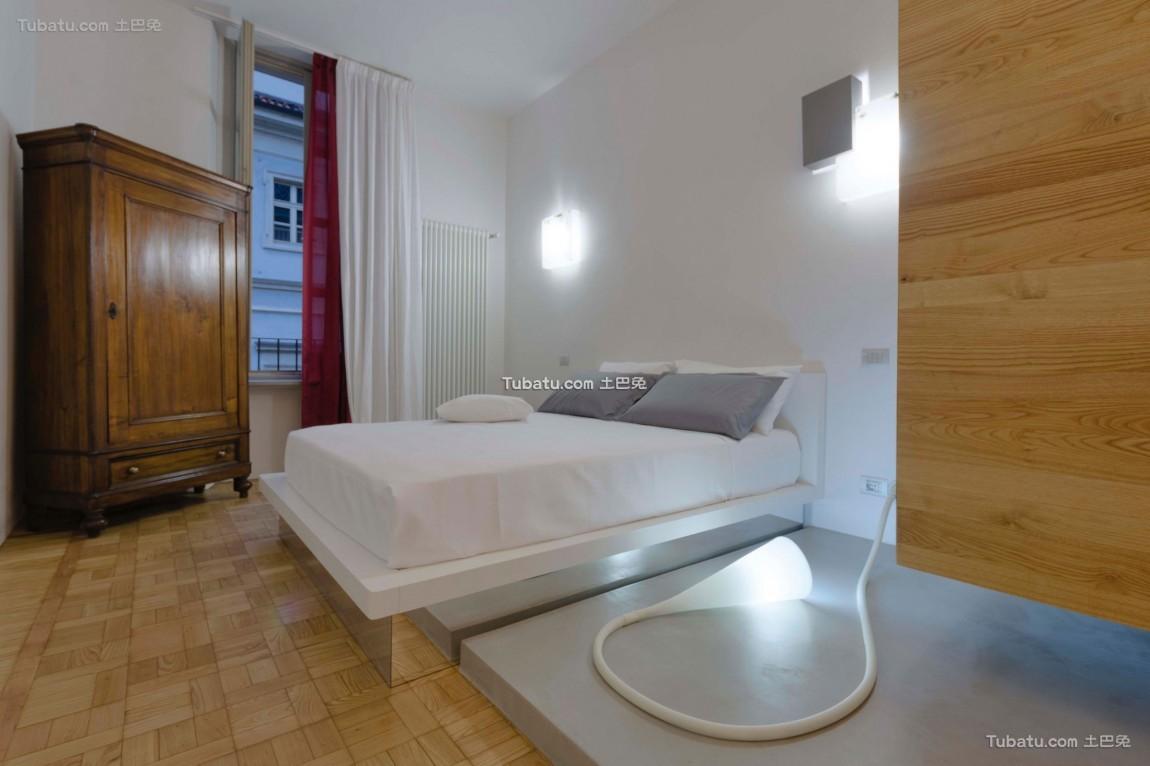 时尚现代小户型卧室家装效果图