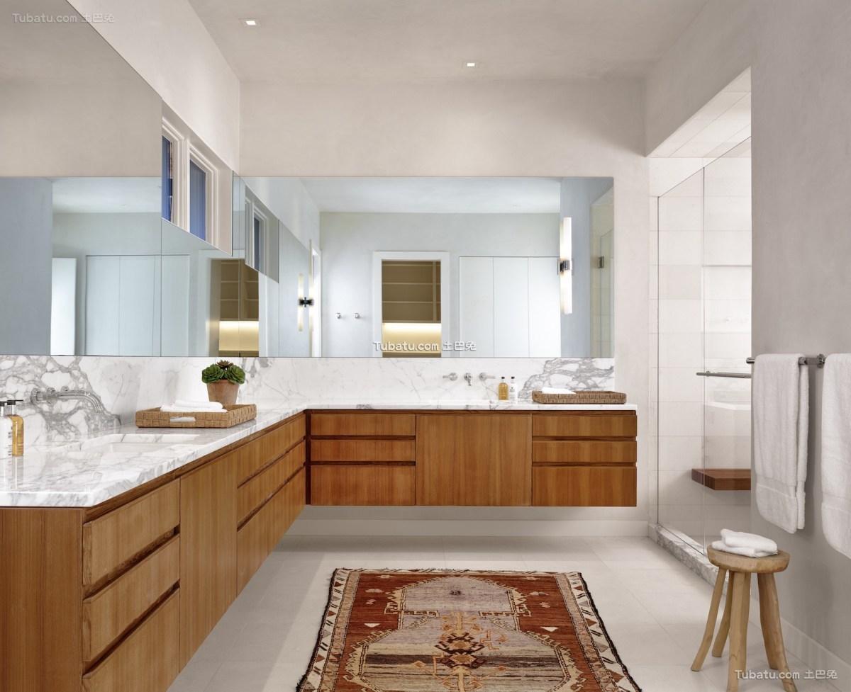 现代风二居家装厨房效果图