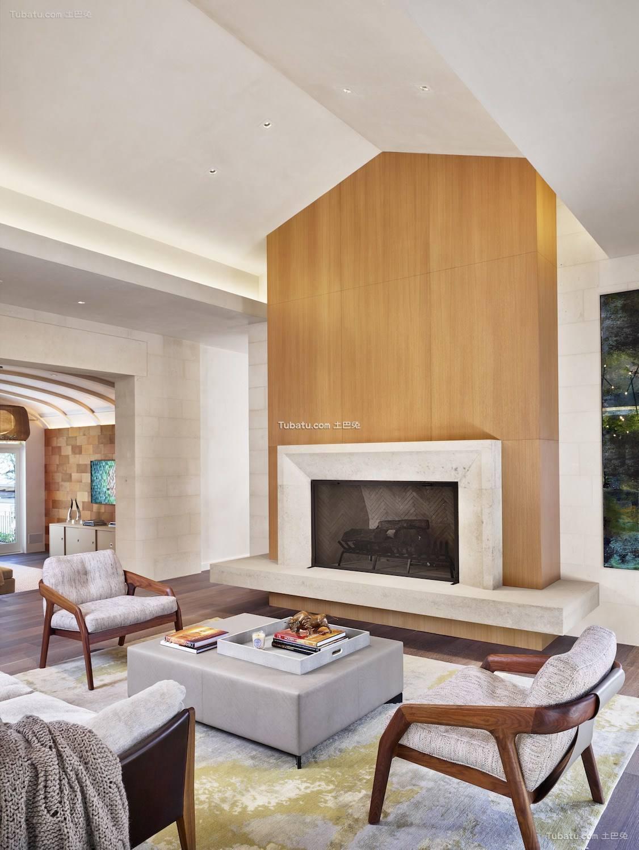 现代风二居家装客厅效果图
