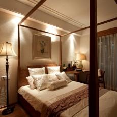 情迷东南亚风格家装主卧房效果图