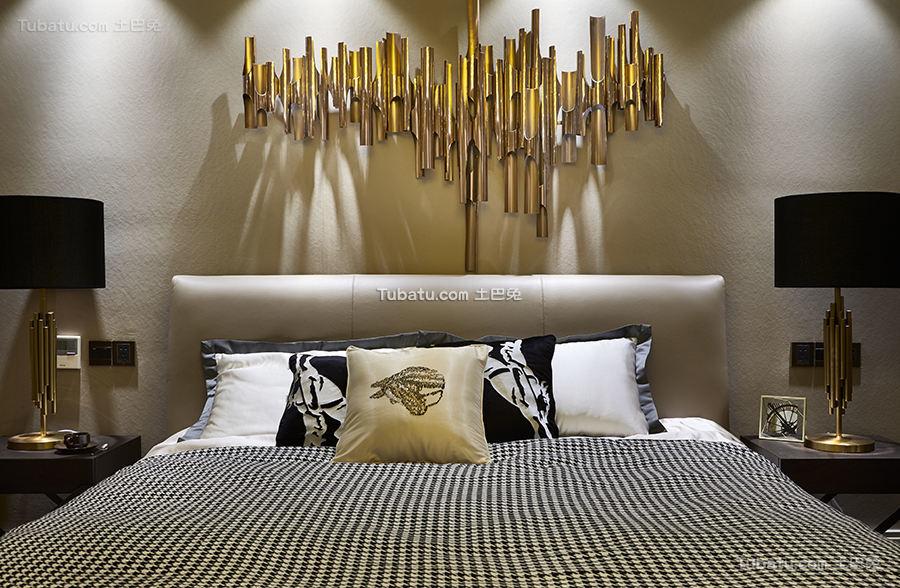 高雅欧式家装卧室效果图