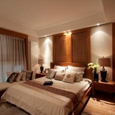 情迷东南亚风格家装卧室效果图