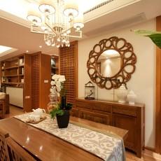 情迷东南亚风格家装餐厅效果图