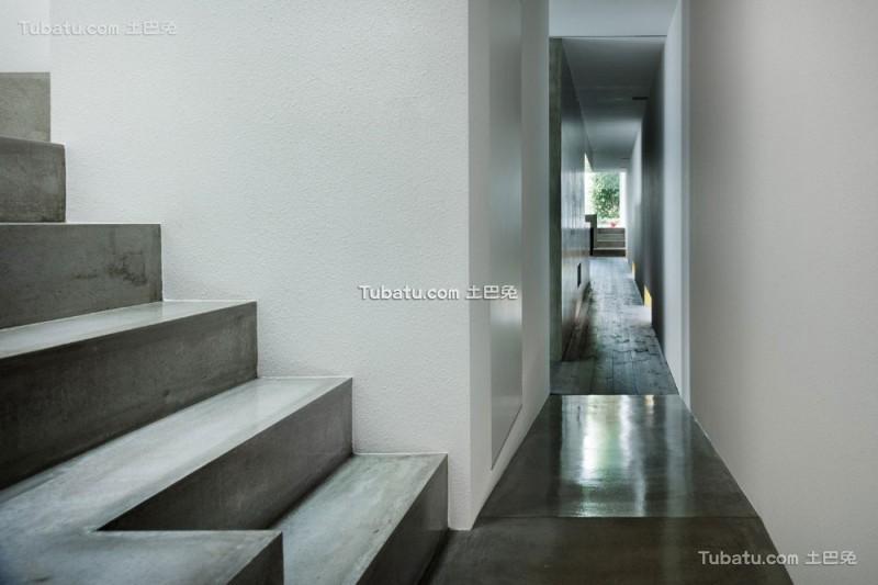 日式简约风格住宅效果图