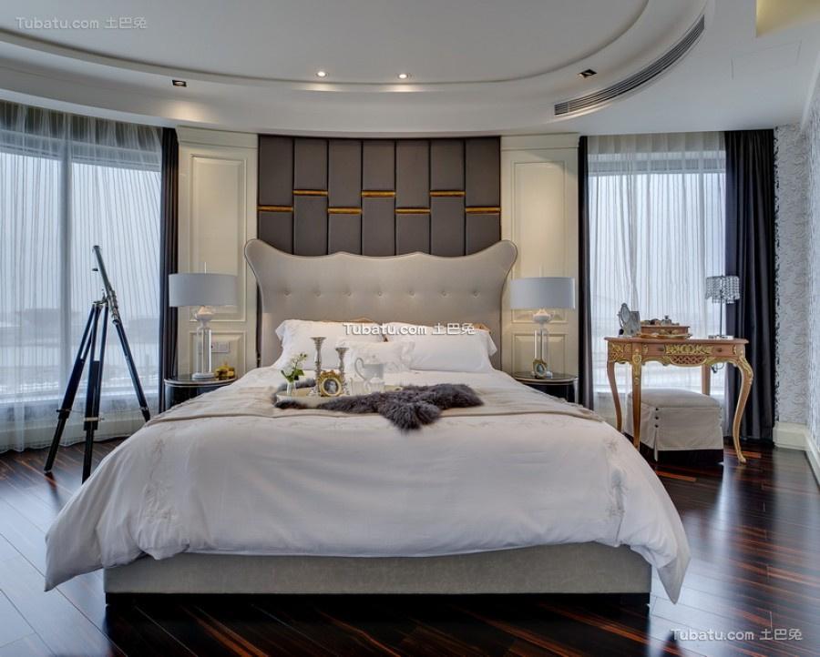 黛丽的欧式风格家装卧室效果图