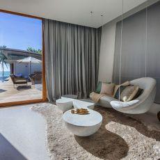 迷人东南亚风格家装背景墙效果图