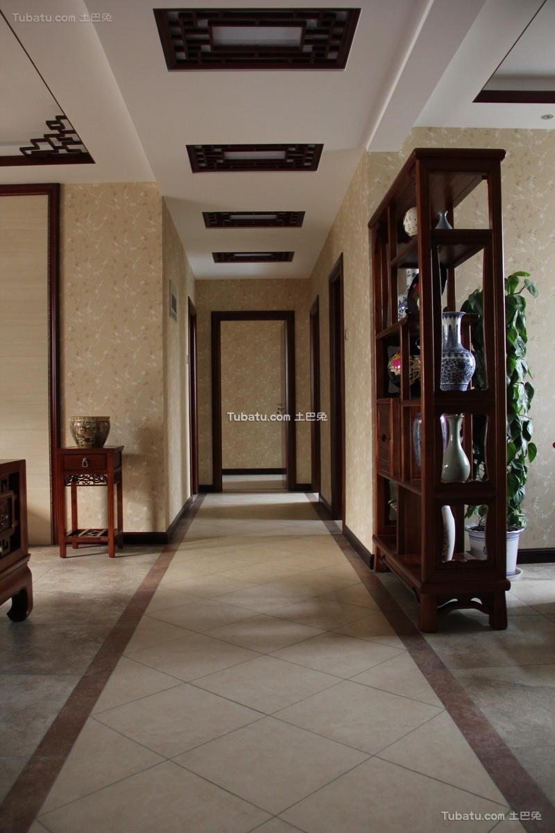 时尚中式家装效果图