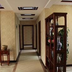 时尚中式家装吊顶效果图