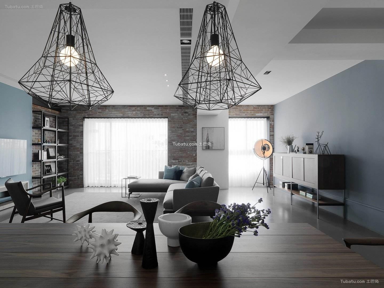 清馨美式家装效果图