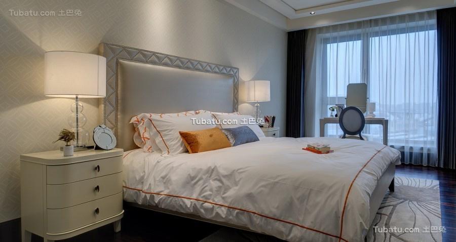 美幻欧式家装卧室效果图